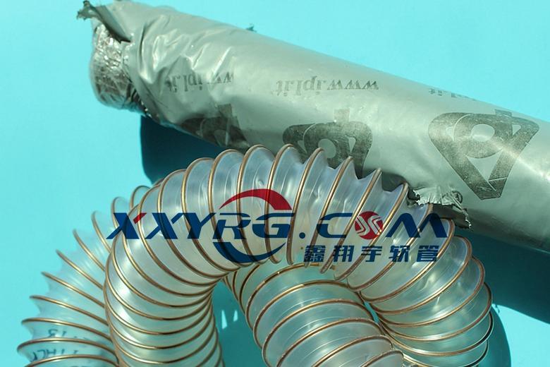 XXYRG0318进口pu钢丝伸缩管