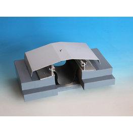 屋面变形缝金属盖板型平面RM