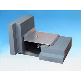 外墙变形缝金属盖板型转角E-EM