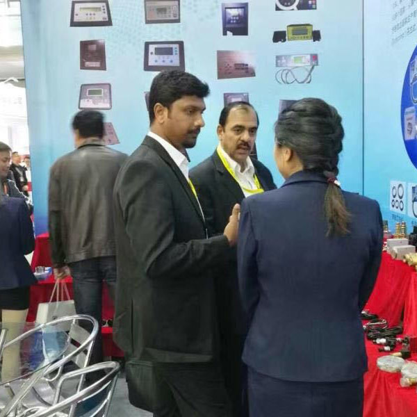 Customer  PTC exhibition3