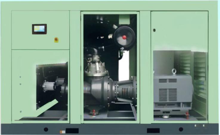 compressor 150