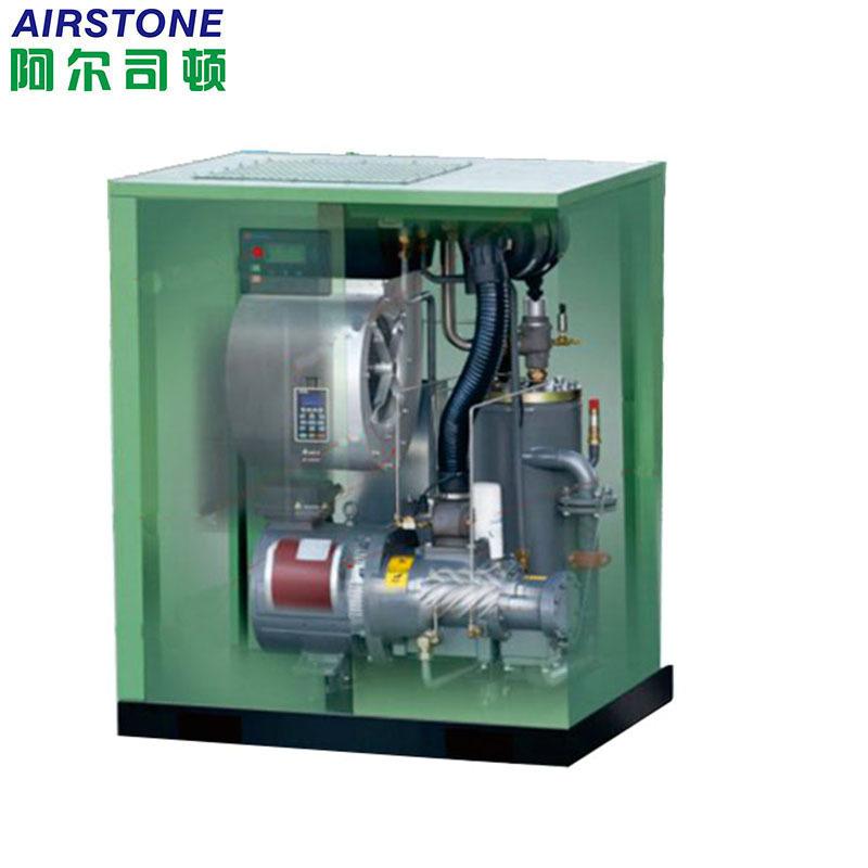 Permernent magnet screw air compressor