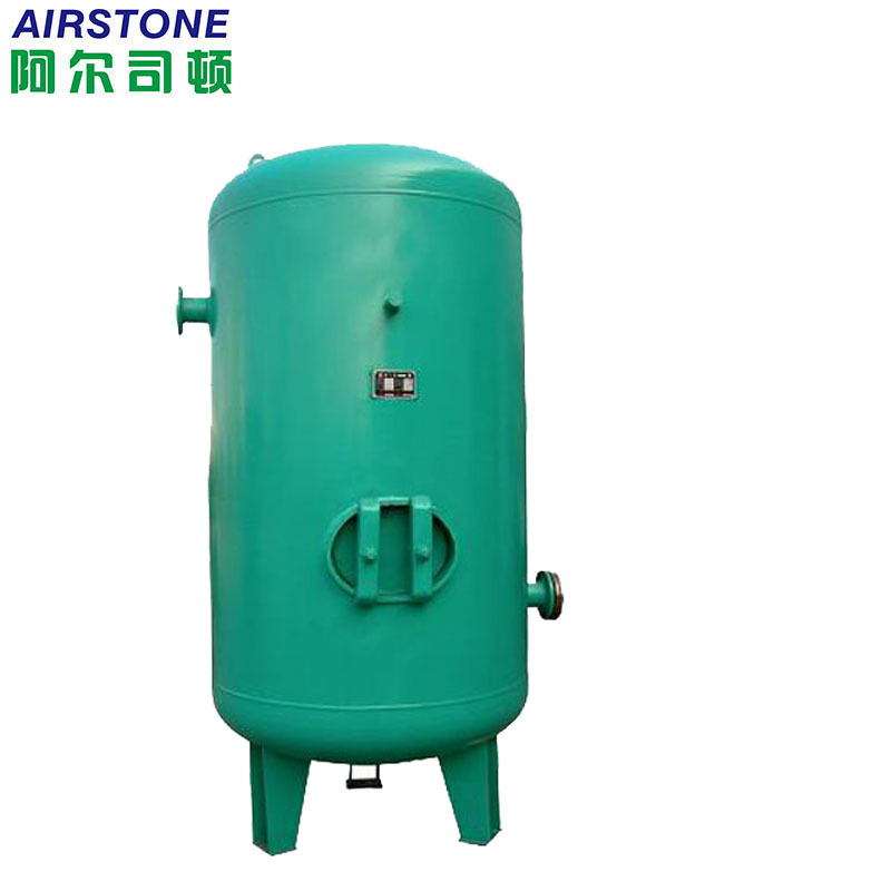 Carbon steel air receiver tank
