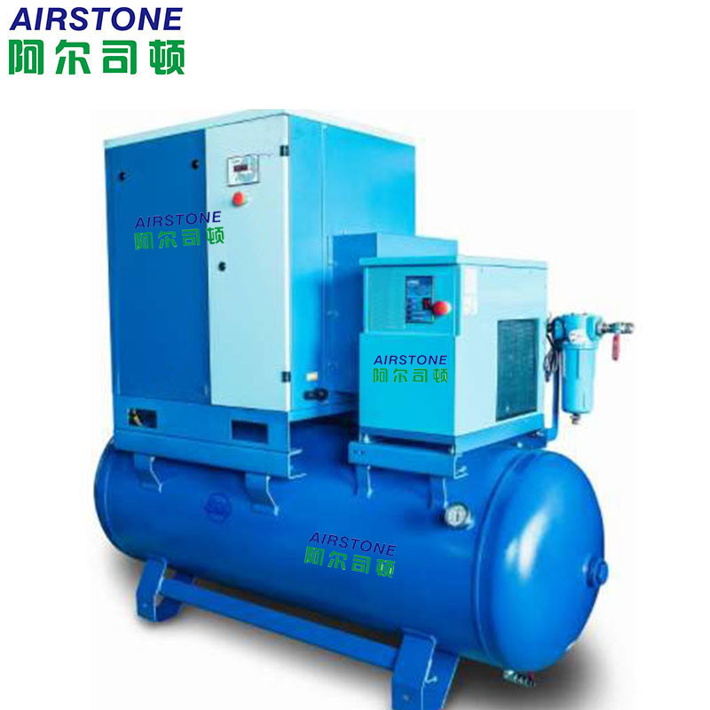 airstone Integrated style screw air compressor