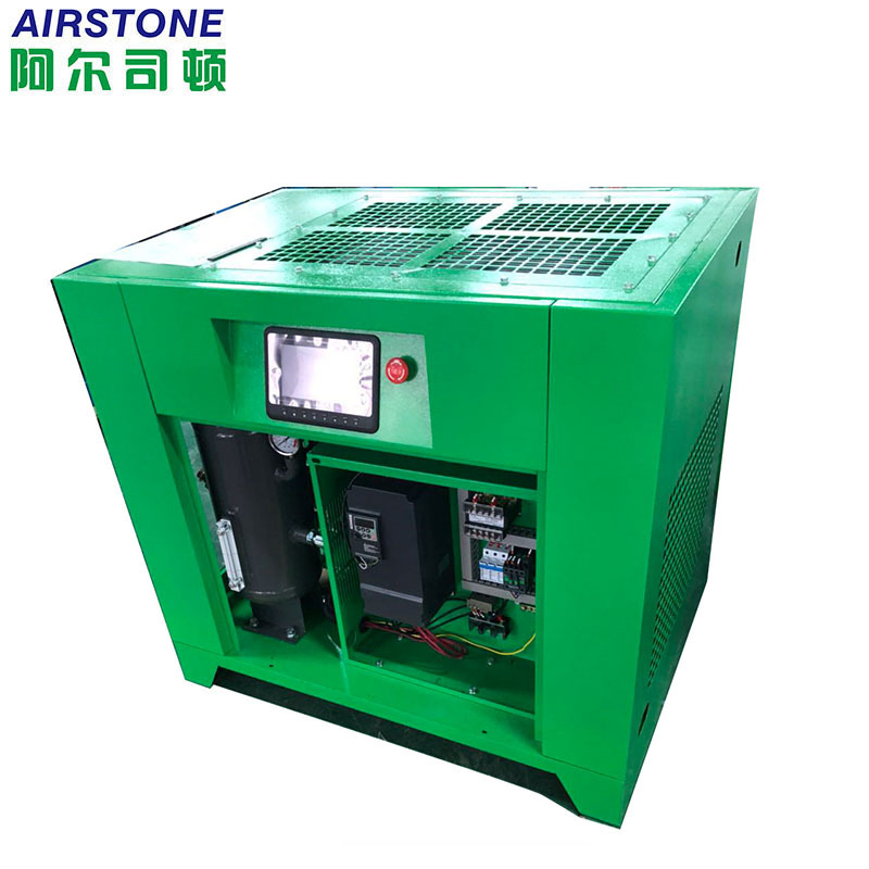 Frequency screw air compressor 30HP/22kw