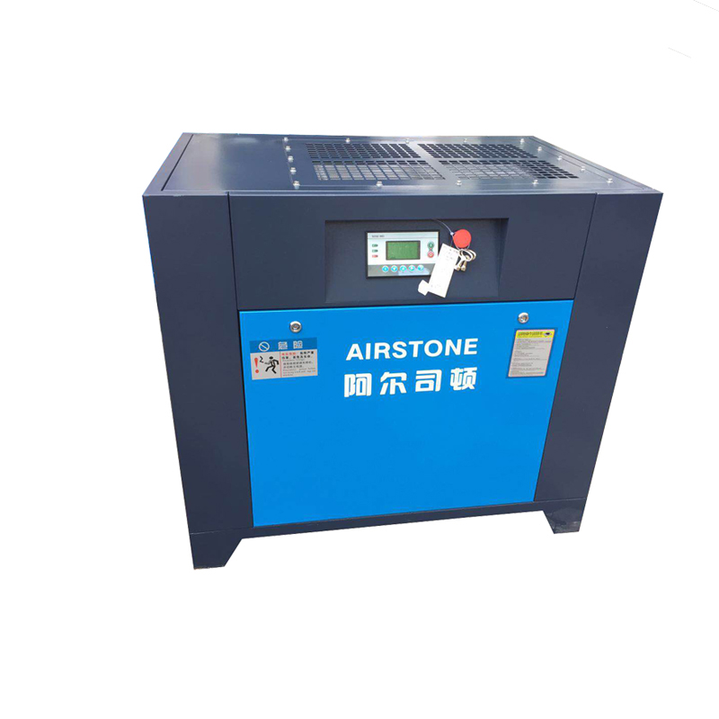 Customized direct driven screw air compressor 37kw/50hp