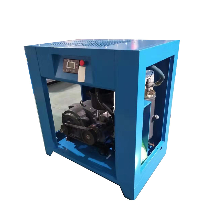 AS-10HB 380V 50HZ Fix speed Belt Driven screw air compressor