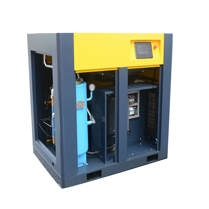415V 50HZ 0.8Mpa pressure air compressor 15kw 20hp for moulds industry