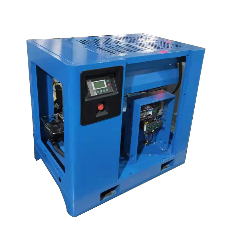 AS-10HB oil-flooded single-stage screw air compressor