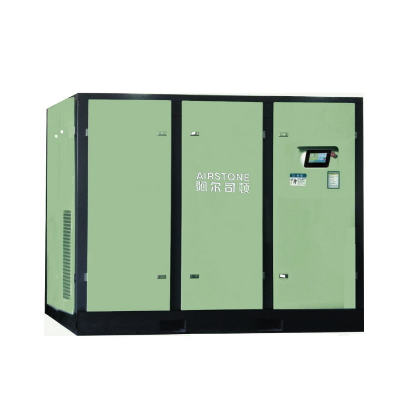 screw air compressor 220kw 300hp direct driven screw compressor