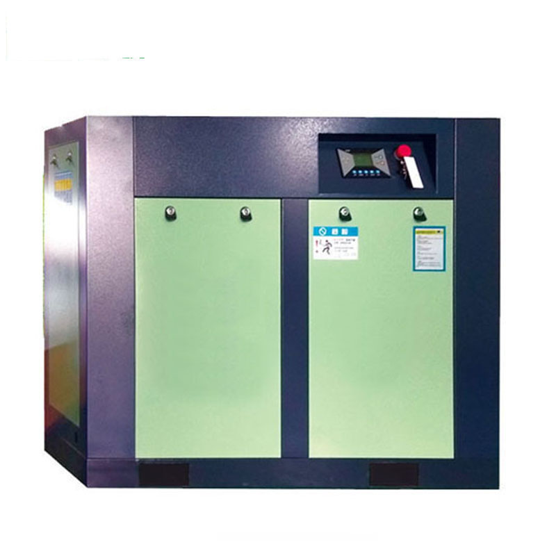 60HP 45kw 10 bar variable frequency Screw Air Compressor