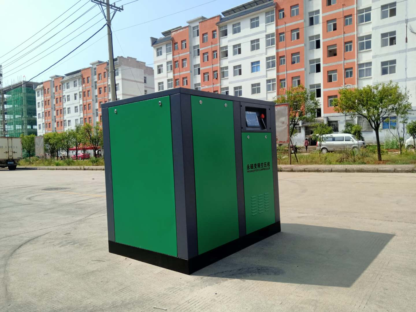 Compresseur rotary aircompressors 22kw 30hp 10bar