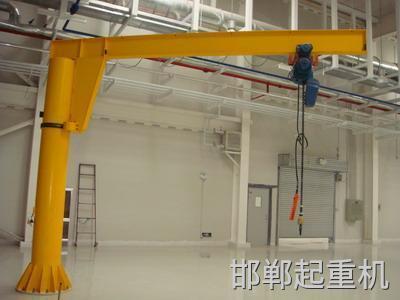 JKBK定柱式悬臂起重机