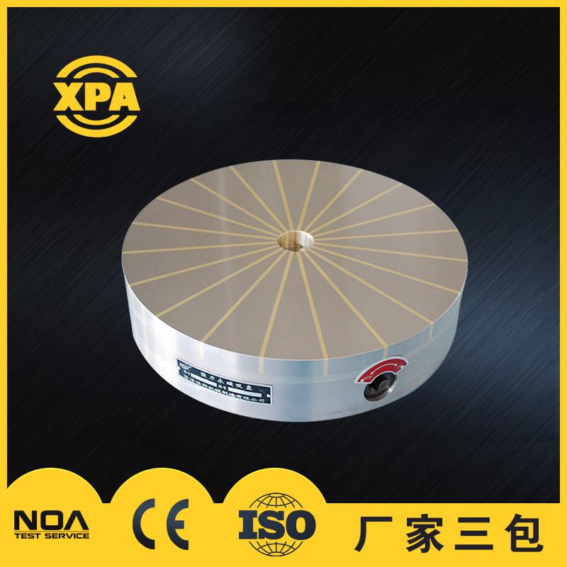 圆形放射永磁吸盘450