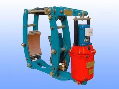 液压瓦块式制动器