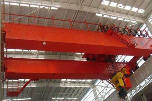 32吨双梁桥式起重机