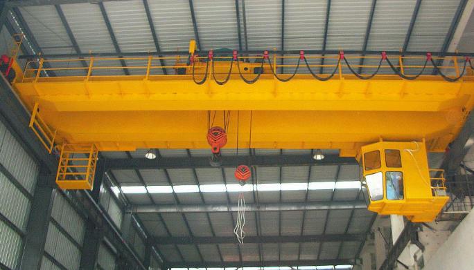 16吨双梁桥式起重机