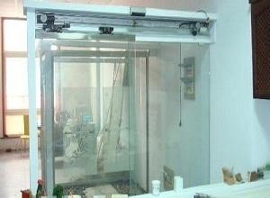 成都玻璃门知识:自动门的工作原理是什么