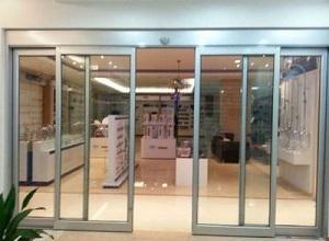 自动门的门扇尺寸设计案例