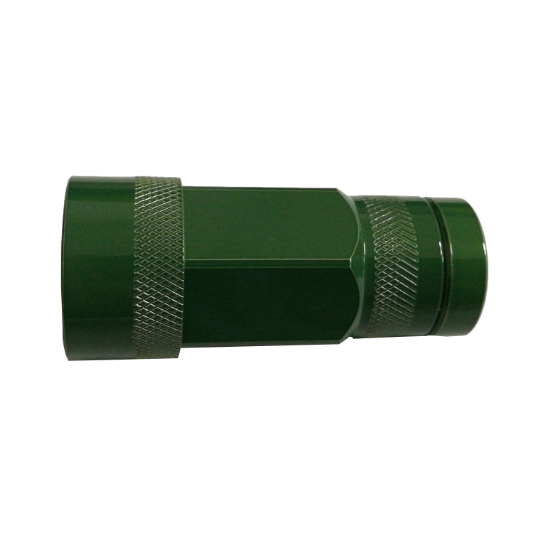 军绿色电泳加工