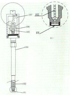 自动调零压力变送器结构示意图