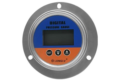 YL-821Z轴向数字远传压力表