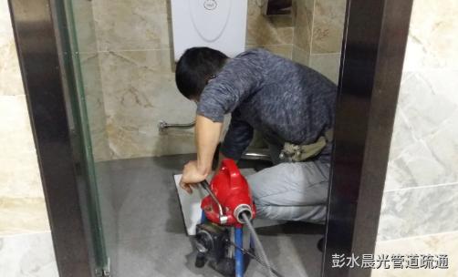 香江豪园厕所疏通