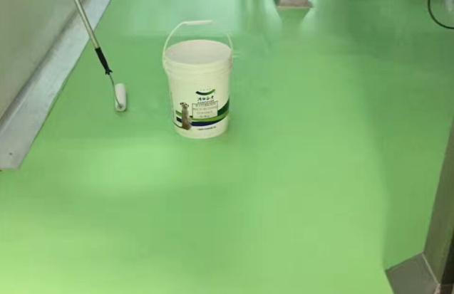 水性环氧地坪漆