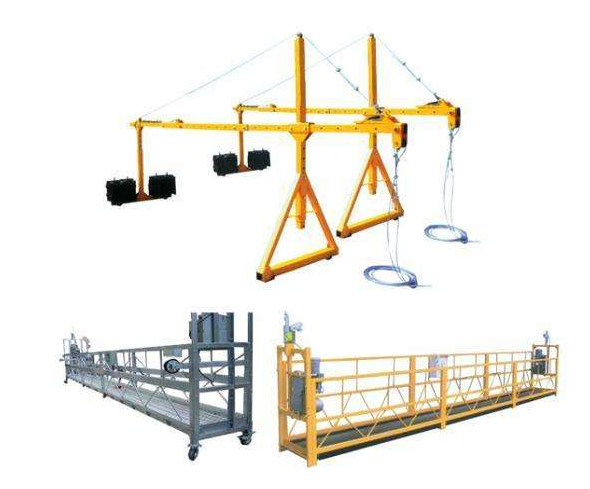 zlp630型电动吊篮