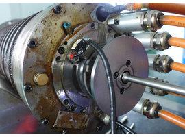 KESSLER电主轴精度恢复维修案例