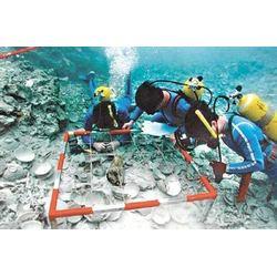 水下爆破施工清理