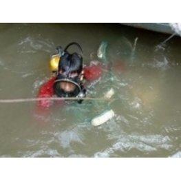 水下打捞沉物