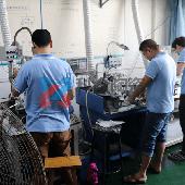 冲子机加工工业陶瓷