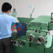 内圆磨加工工业陶瓷