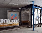 液化气高温窑炉