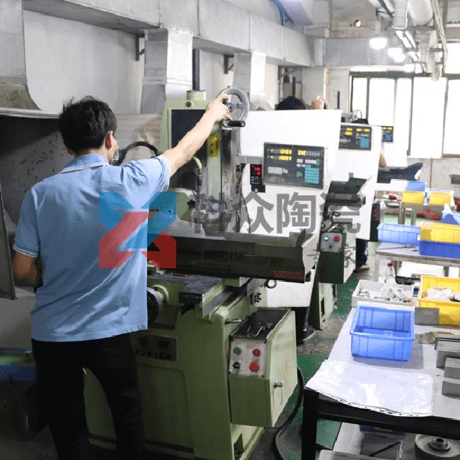 工业陶瓷平面磨机床