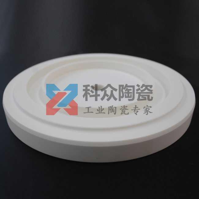 95氧化铝工业陶瓷板盘
