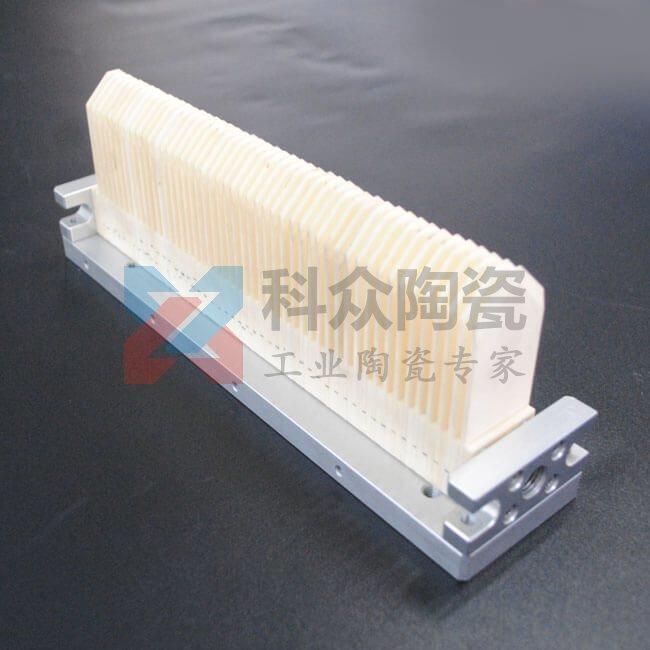 氧化铝工业陶瓷结构件绝缘