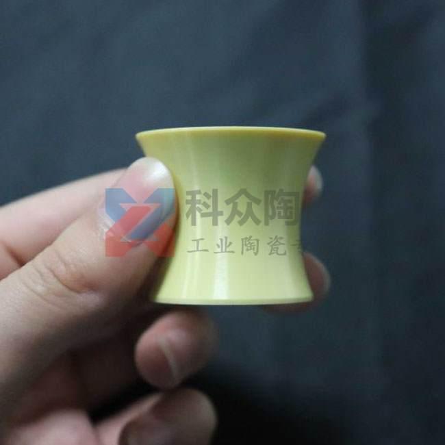 氧化锆耐磨工业陶瓷管