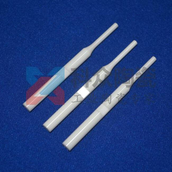 氧化锆耐磨工业陶瓷棒