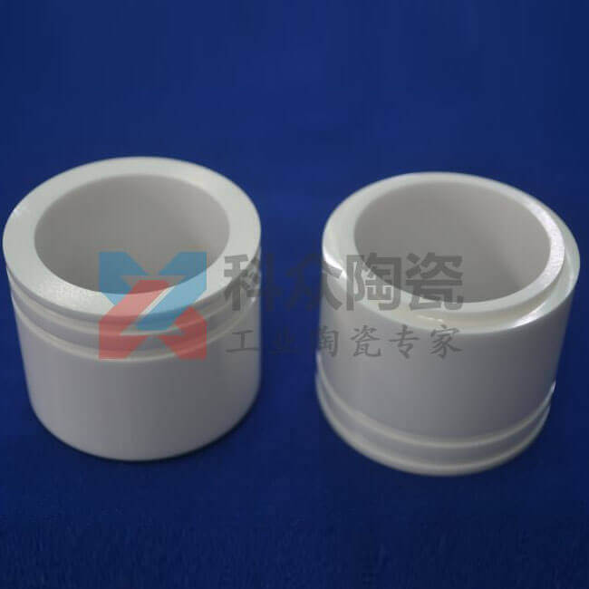 工业耐磨陶瓷管