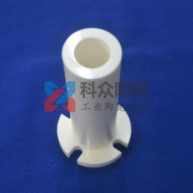 耐磨工业陶瓷套管