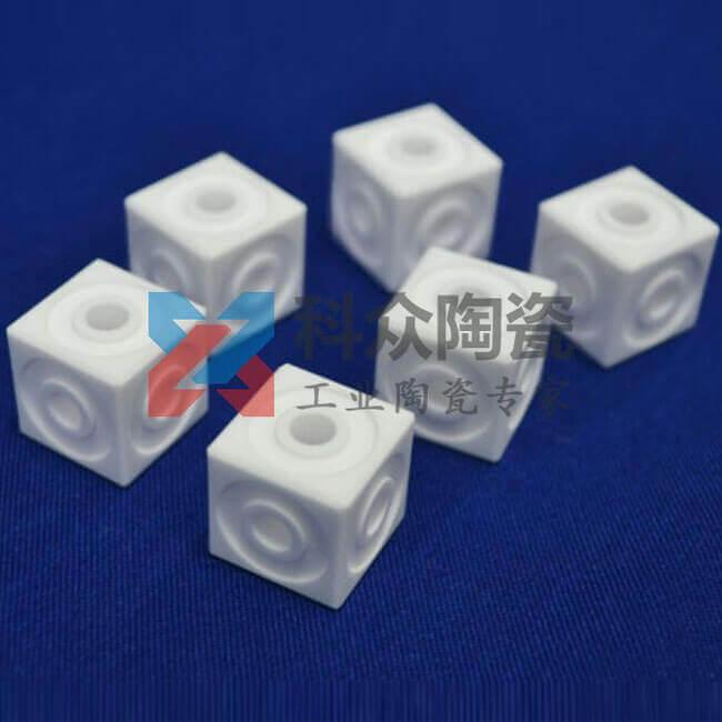 复杂半导体工业陶瓷零件