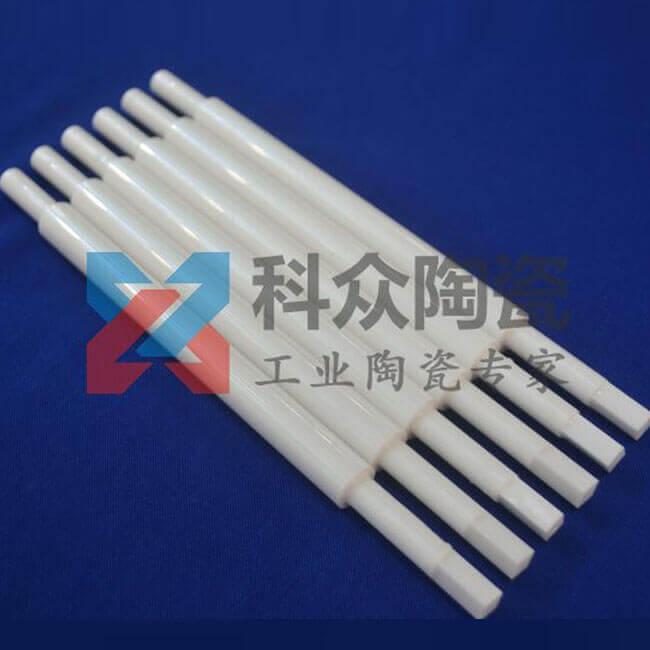 氧化铝绝缘工业陶瓷柱