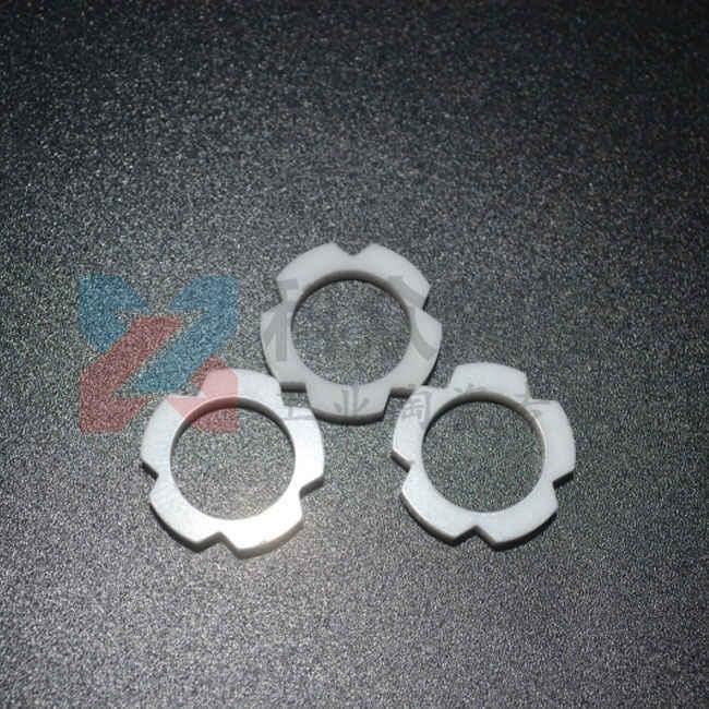 氧化锆精密工业陶瓷零件