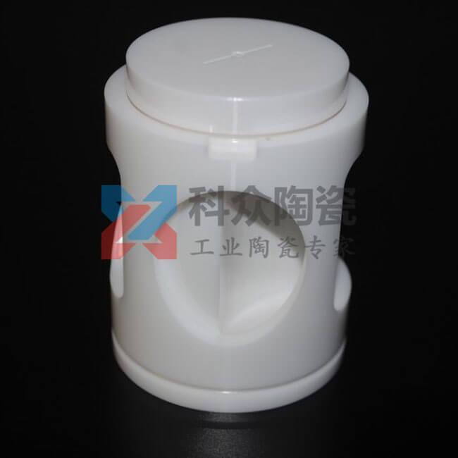 白色耐高温陶瓷泵