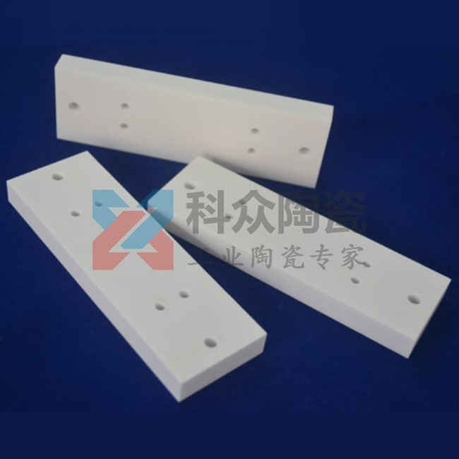 氧化锆和氧化铝白色工业陶瓷板(多图)
