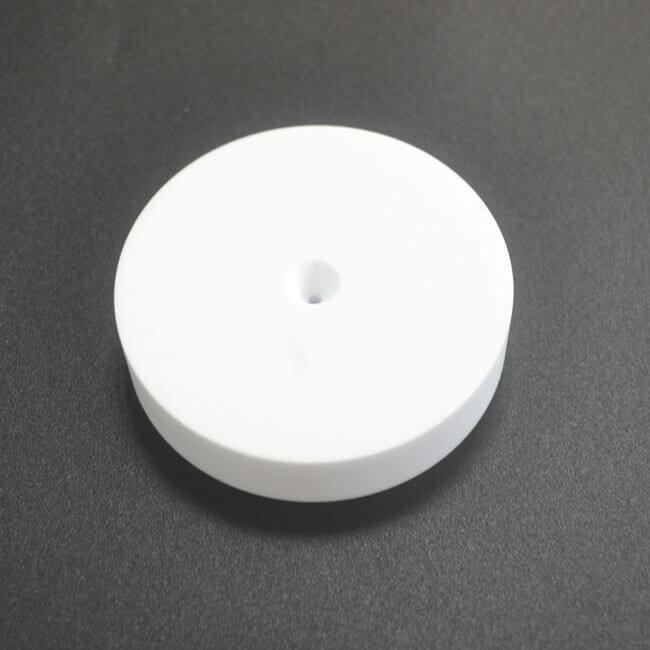 白色耐高温陶瓷板打孔