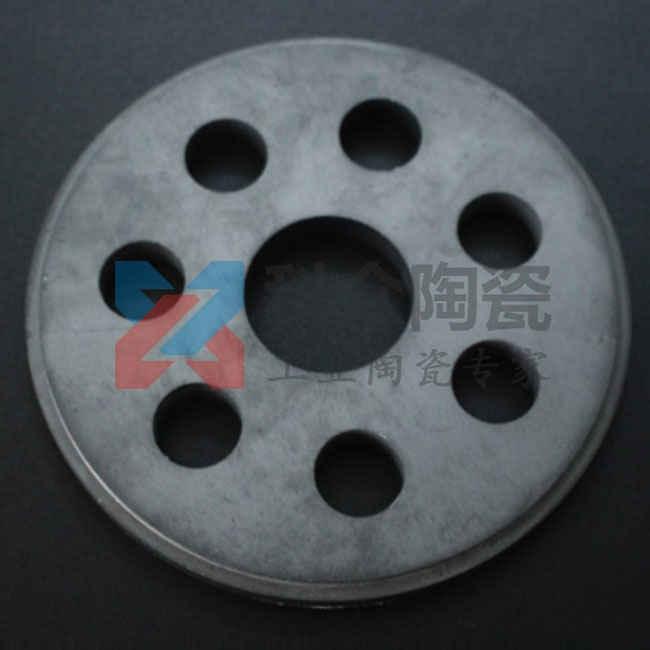 高强陶瓷碳化硅工业陶瓷片