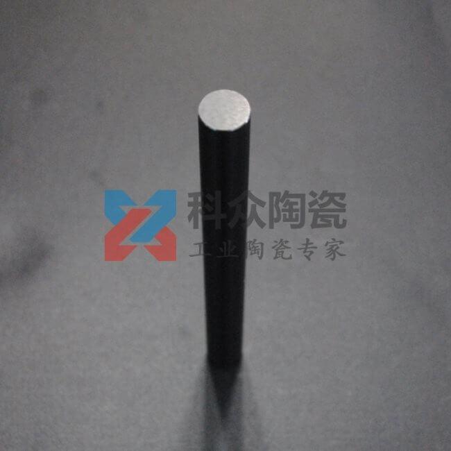 碳化硅黑色陶瓷棒力学性能与用途(多图)